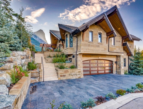 Canmore Custom Home