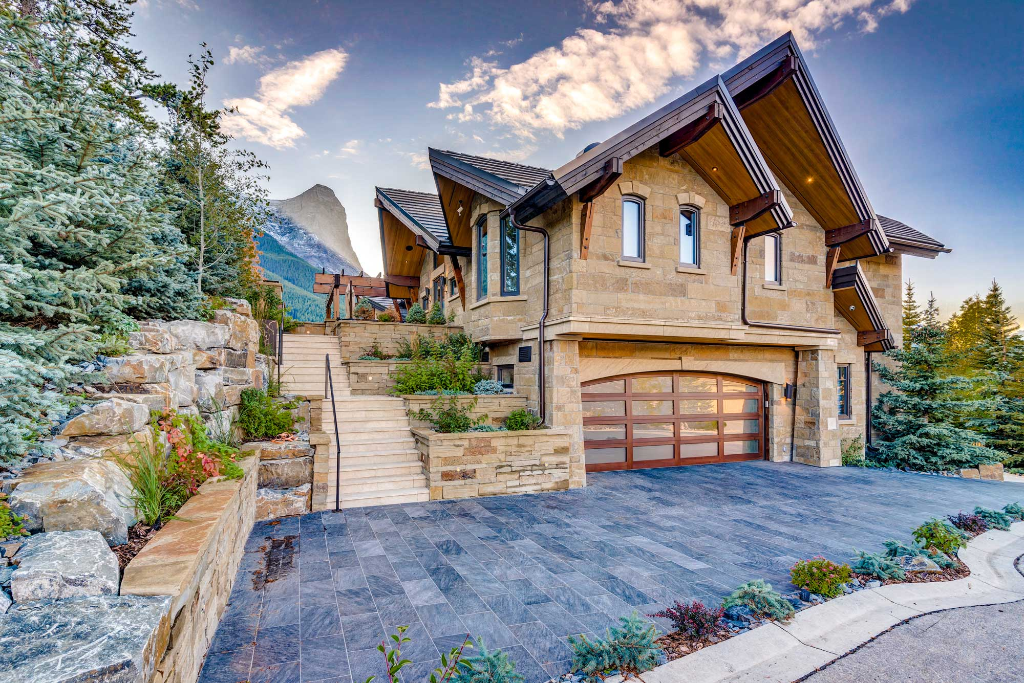 Canmore Luxury Custom Home Build by Style Developments