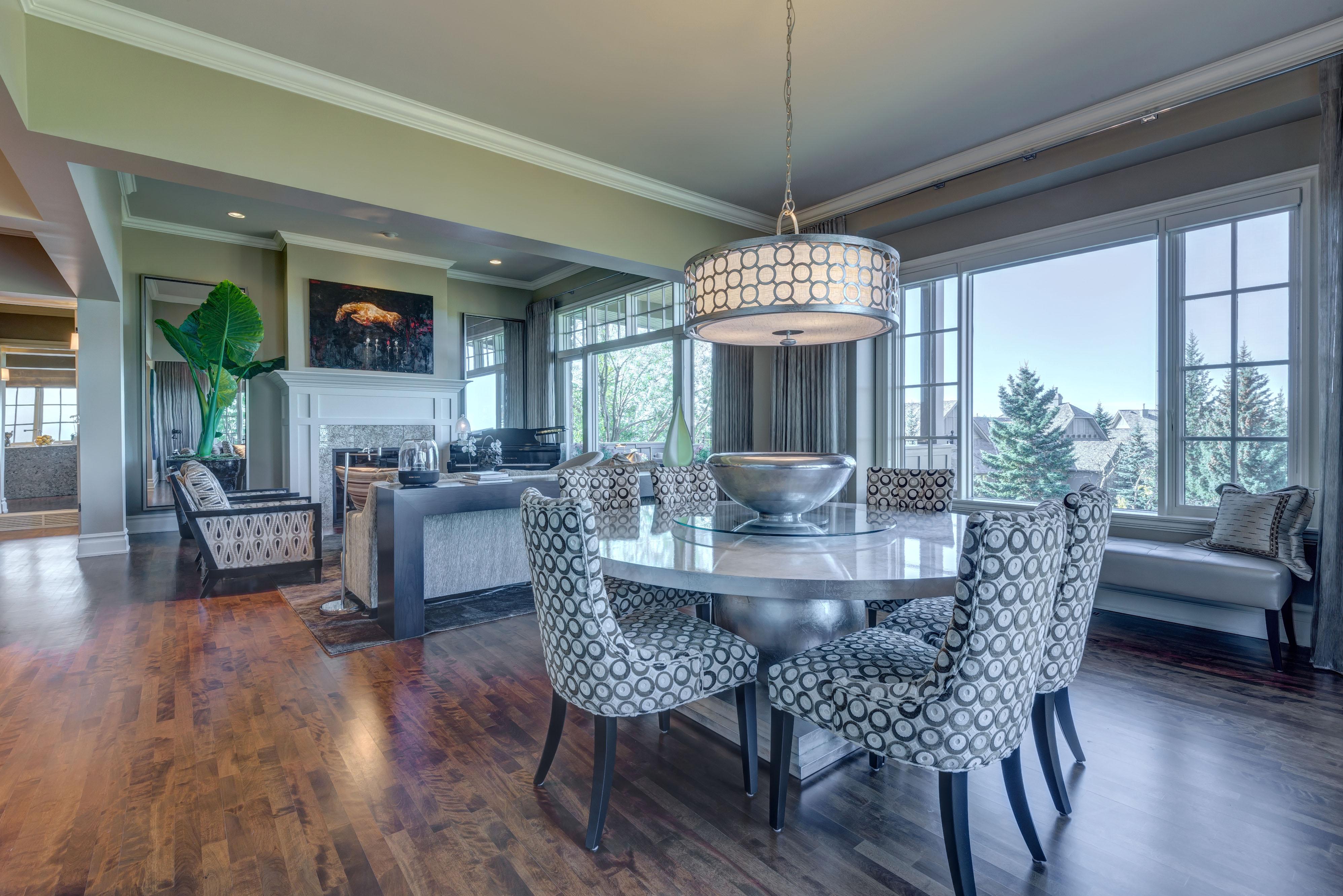 Luxury Living Space by Style Developments in Calgary Alberta